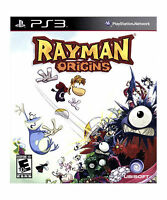 Rayman Origins (Sony PlayStation 3, 2011)