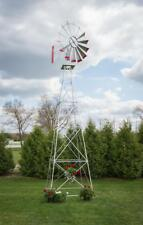 22 Foot Aluminum Windmill
