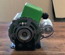 RPM Type 11053600 110-120 Volt 1/5 HP Motor