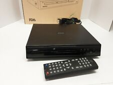 MegaTek Dvd Player with Remote Dp260M55Hd Full 1080 Hd Preowned Tested