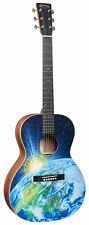 Martin Custom Signature Acoustic Guitar 00L Earth