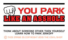 25 NEW YOU SUCK AT PARKING CARDS FUNNY PARKING BUSINESS TICKETS PRANK JOKE DEAL