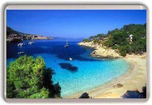 Ibiza, Spain Fridge Magnet 02