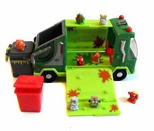 THE TRASH PACK TRUCK Playset with figures & accessories, as shown