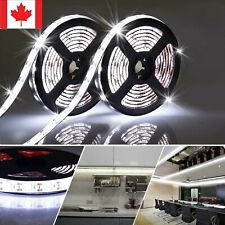 New Waterproof 600 Leds Cool White Dc 12V 10M 5050 Smd Bright Led Strip light CA