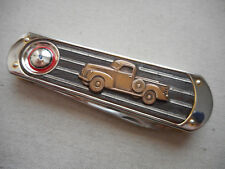 FRANKLIN MINT : 1940 FORD HALF TON TRUCK Collector Knife