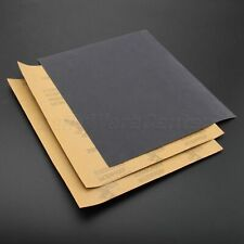 P2000 Grit Wet Dry Abrasive Sanding Paper Waterproof Polishing Sandpaper Sheets