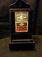 Vintage Style Blasting Caps Tin Matchbox Holder....Artist Handcrafted