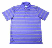 NWT - PGA Tour Men's Motionflux Short Sleeve Polo Shirt, Variety Colors & Sizes
