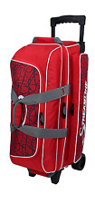 Storm Streamline Red Crackle 3 Ball Roller Bowling Bag