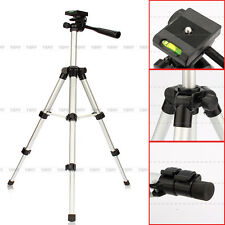"24.4"" Aluminium Tripod Digital Camera Portable Stand Holder For Canon Nikon Sony"