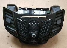 Ford Fiesta MK7 Sat Nav Dab Radio Headunit Fascia Controls