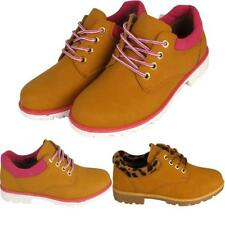 """Unbranded Women's Synthetic Leather Flat (less than 0.5"""") Boots"""