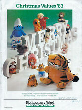 1983 WARDS  WISH BOOK FOR KIDS 1983   CHRISTMAS TOY CATALOG