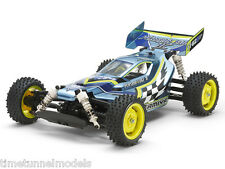 TAMIYA 58630 Plasma Edge II Buggy RC Kit-Deal Bundle avec Twin Stick Radio