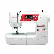 JANOME Computer Sewing Machine JY-113 100V Japan