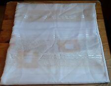 Kissenhülle Kissenbezug Handarbeit Landhaus Shabby Vintage Kissen 68 x 48 cm (7)