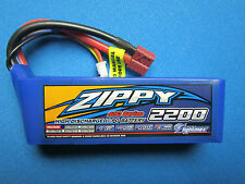 ZIPPY 2200mAh 3S 11.1 40-50C LIPO BATTERY DEANS T HELI PLANE CAR QUAD FPV EDF RC