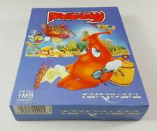 PUGGSY Psygnosis Commodore Amiga Spiel Big Box OVP sgZ VGC Sammler Collectible