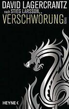 Verschwörung: Millennium 4  - Roman von Lagercrantz, David | Buch | Zustand gut