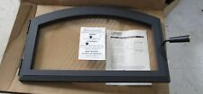 New Lennox F1859 Cast Doors - Black - Brentwood - Old # H0516 Free Shipping