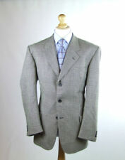Burton Check Suits and Suit Seperates for Men