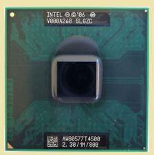 Intel Pentium Dual Core T4500 Processor CPU, SLGZC 2.3G/800M AW80577GG0521M US