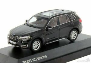 BMW X5 F15 black 1:43 Paragon