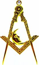 Junior Deacon Masonic Collar Jewel GOLD