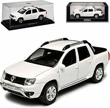 RENAULT DUSTER OROCH PICK UP 2015 WHITE NOREV 511317 1/43 METAL WEISS BIANCA