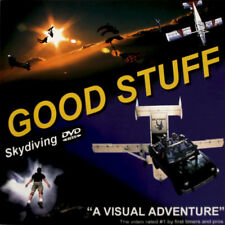 New Sky Diving A Visual Adventure DVD new in Jewel case