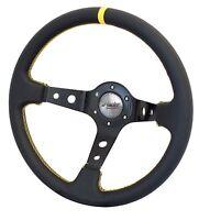 SPEC* Volante Auto in pelle Simoni Racing Fiat 500 126 Epoca