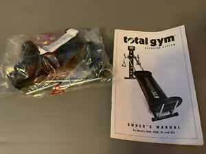 Genuine Total Gym Assy, U2 Plastic Front Handle and Pins (Part # 000-3363)