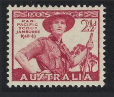Australia Pan-Pacific Scout Jamboree Wonga Park 1948 ** MNH SG#227