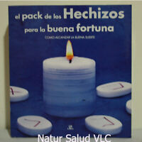 Pack Hechizos para la Buena Fortuna_JUAN ECHENIQUE_72 cartas + libro_Spain Tarot