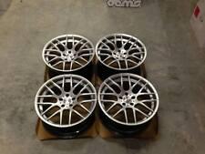 "20"" ruedas M359 Avant Garde Hyper Silver cóncavo BMW E90 E91 E92 E93 serie 3"