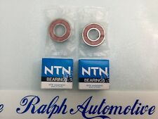 YAMAHA YBR125 2004-2014 2 X NTN REAR WHEEL BEARINGS (PAIR) OE SPEC HIGH QUALITY
