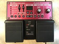 Loop Pedal Boss RC-30 Used in Perfect Condition, Instructions included.