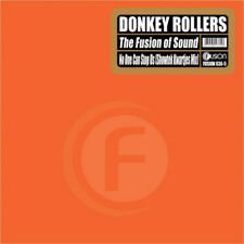 "DONKEY ROLLERS NO ONE CAN STOP US 12"" HARD TRANCE DUTCH FUSION LABEL VINYL EX"