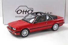 1:18 OTTO BMW 3er 325i E30 BAUR Cabrio red NEW bei PREMIUM-MODELCARS