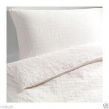 Ikea Ofelia Vass Duvet Cover Set 205Tc Queen Cotton Dobby Woven New Beauty Fresh