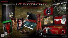 Metal Gear Solid V : The Phantom Pain Collectors Edition XBOX ONE LAST ONE !!!