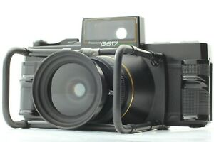 【Excellent+5】 FUJICA G617 Panorama Pro 6x17 Large Format Film Camera  from JAPAN