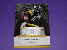 2007 UD Premier SANTONIO HOLMES JSY/99 Pittsburgh STEELERS - Ohio State BUCKEYES