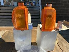 Ford FIESTA ESCORT ORION CVH XR RS Genuino De Combustible Tubo//Manguera de Agua Pinzas nos