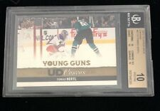 2013 UD Young Guns Canvas Tomas Hertl ROOKIE RC #C119 BGS 10 PRISTINE