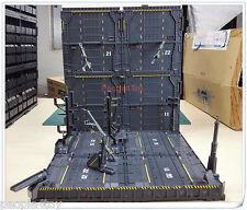 4X CG MECHANICAL CHAIN ACTION BASE+Machine Nest fr Gundam MG HG Model Kit MSG 2