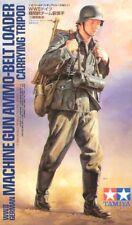 Tamiya 1/16 Seconda Guerra Mondiale Tedesco Macchina Pistola Ammo-Belt