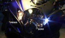 SUZUKI GSXR 600 LUCI POSIZIONE + KIT XENON ANABB LED T10 SMD BIANCO COPPIA