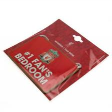Official Licensed Football Product Liverpool Bedroom Sign No1 Fan Hanging Gift
